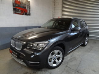 BMW X1 18D 143 Ch XDrive BVA8 Finition X-Line