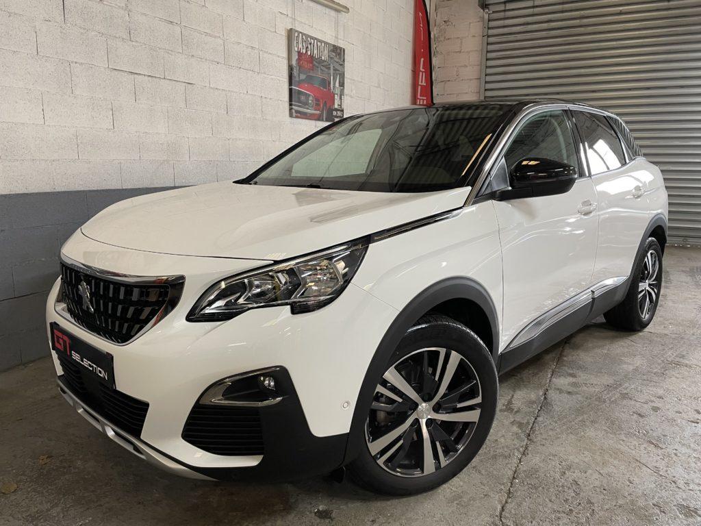 Peugeot 3008 Allure Puretech 130 Ch 05/2018