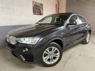BMW F26 X4 20D XDrive 190 CH Lounge Plus BVA8