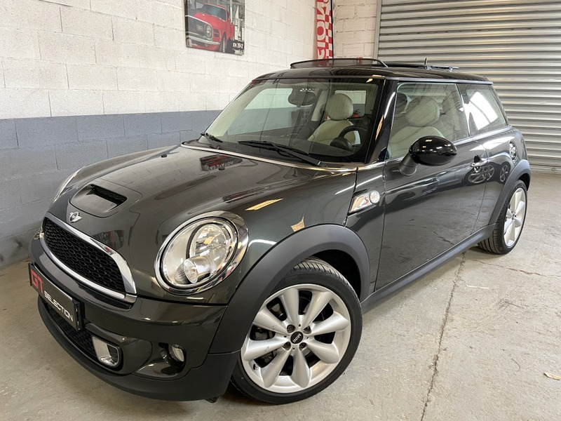 MINI R56 COOPER S 184 Ch RED HOT 2011