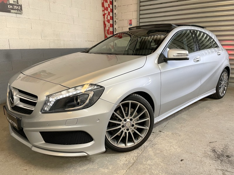 Mercedes Classe A 250 Fascination Pack Sport AMG 4 Matic