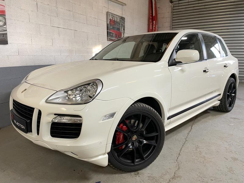 Porsche Cayenne GTS V8 4.8 405 Ch Tiptronic