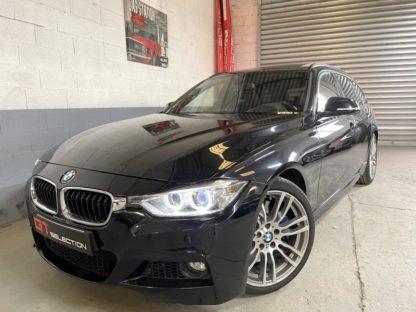 BMW F31 330D Touring M Sport 258 Ch BVA8