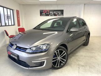 GOLF 7 GTE 1.4 TSI 204 Ch Hybride Rechargeable